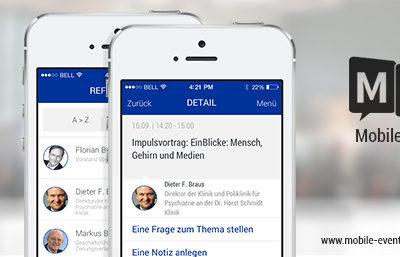 App zum BDZV Zeitungskongress 2013
