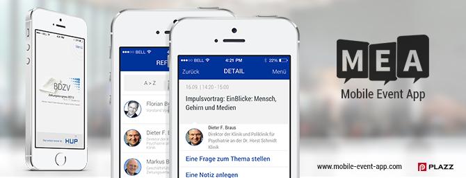 Web Native App Zeitungskongress