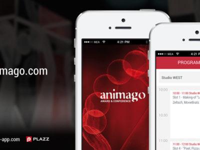 Einsatz zum animago Award & Conference