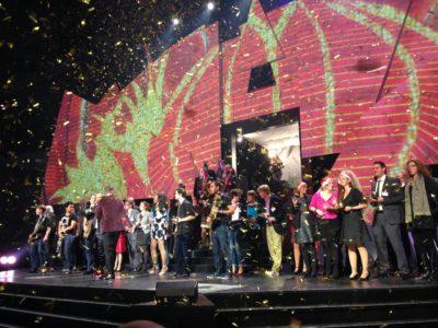 Event-App Präsentation beim Adam & Eva Award 2013