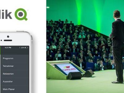 Mobile Event App im Kap Europa bei der Visualize World Konferenz 2014