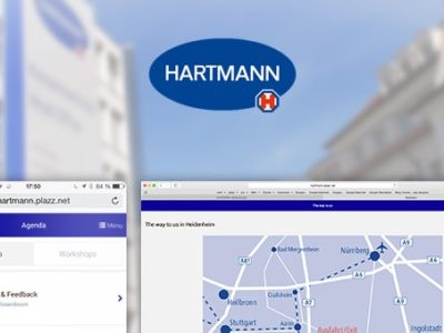 Supply Chain Conference 2014 der Hartmann AG