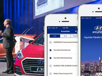 Hyundai Händlertagung 2015