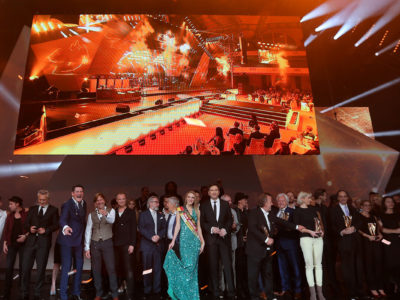 Glamourös mit LEA und MEA: Live Entertainment Award 2015