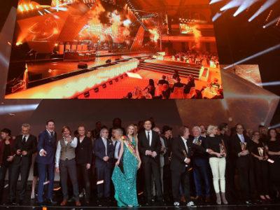 Glamourös mit LEA und MEA: Live Entertainment Award 2015