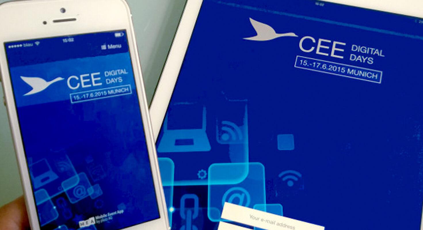 Die CEE Digital Days mit der MEA