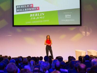 Personalmanagementkongress 2015 in Berlin