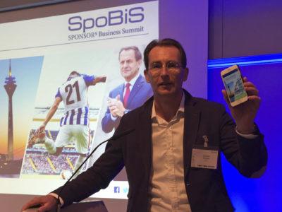 Mobile Event App im Einsatz bei der SPOBIS 2016