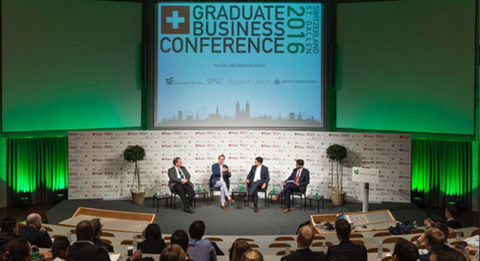 Graduate Business Conference in St. Gallen