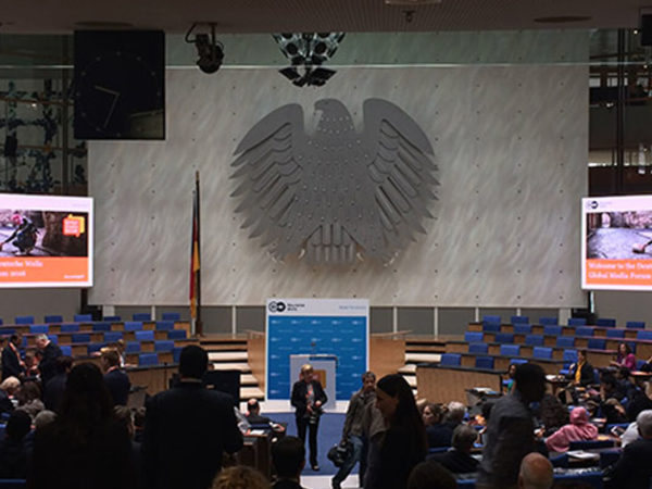 GMF im World Conference Center Bonn