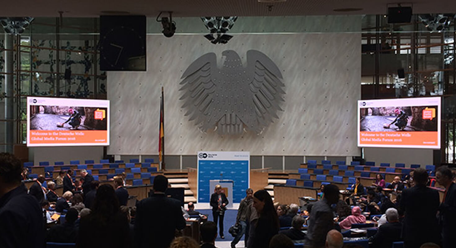 GMF im World Conference Center Bonn