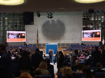 Deutsche Welle Global Media Forum nutzt erstmals MEA