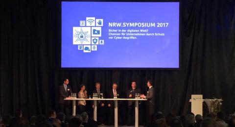 Die MEA als Event App beim NRW Bank Event