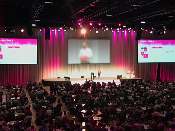 Telekom All Hands Meeting