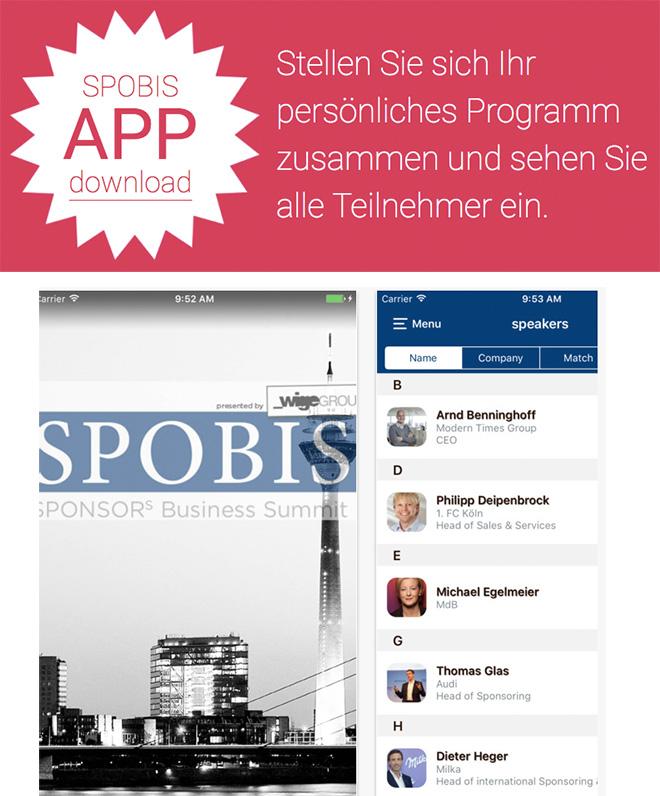 SPOBIS-EVENT-APP