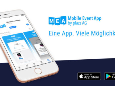 plazz AG launcht neue Mobile Event App
