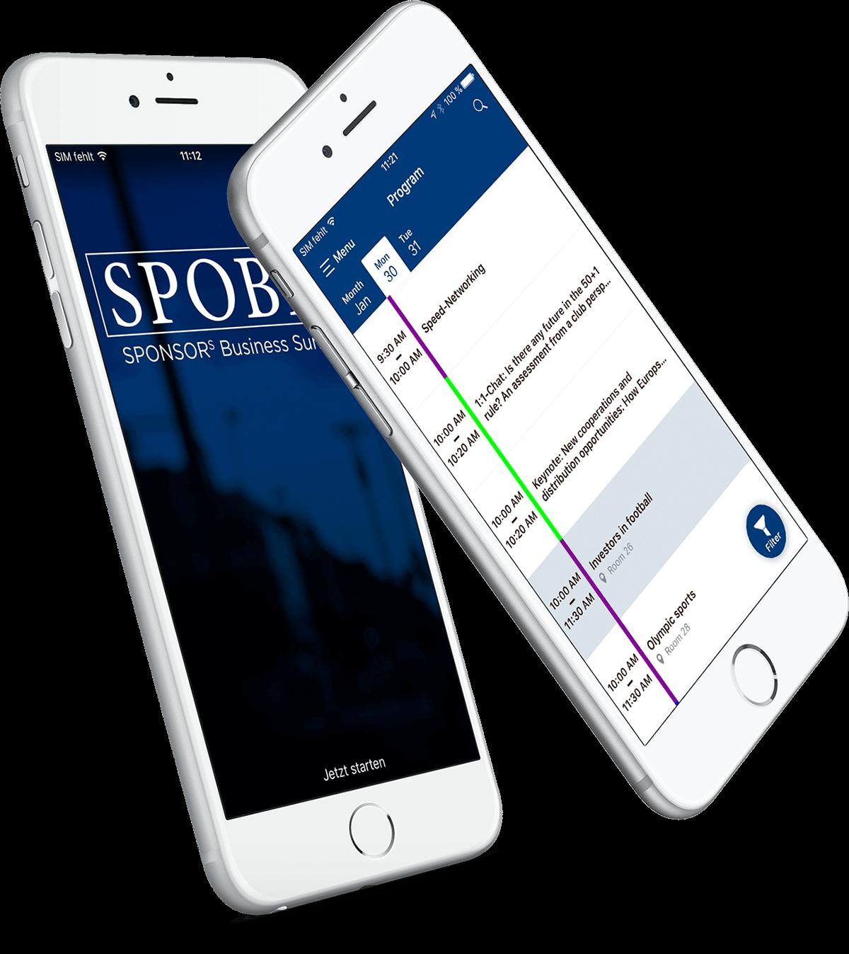 SpoBis 2017 App