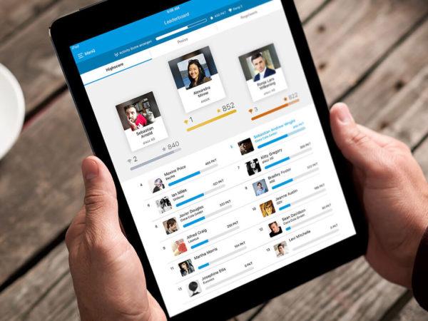 Gamification Leaderboard