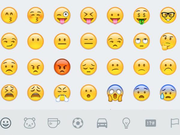 Auf der Wall of Ideas und im Chat können nun Emojis verwendet werden