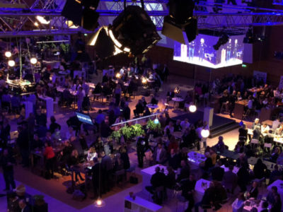 MEA als Unterstützung für Jahresabschluss Event in München