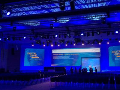 Mobile Event App beim Digital Gipfel der Bundesregierung