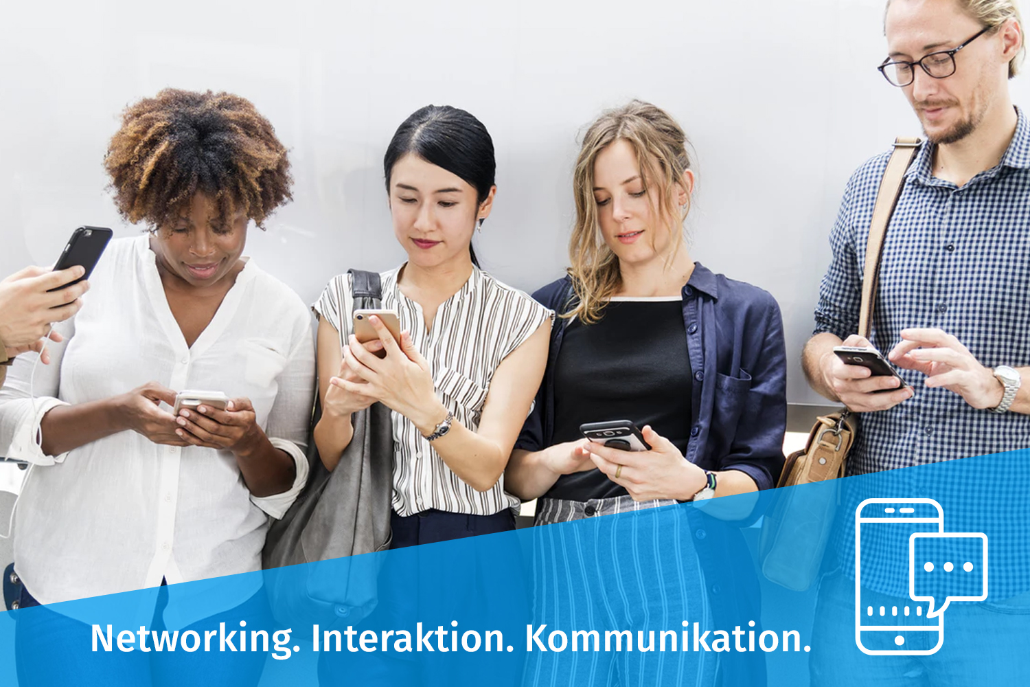 Networking. Interaktion. Kommunikation.