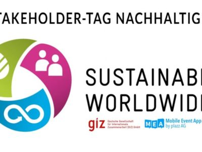 GIZ Event – 3rd Stakeholder Day Sustainability