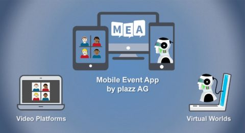mobile event app vergleich virtuelle welten video plattform