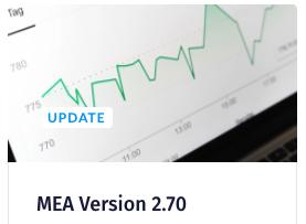 MEA Update 2.70