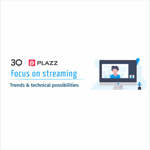 focus on streaming