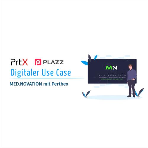 Digitaler Use Case - MED.NOVATION