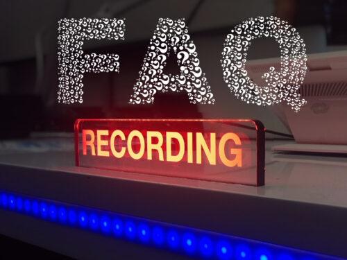FAQ Live Streams