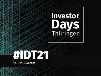 Investor Days Thüringen 2021
