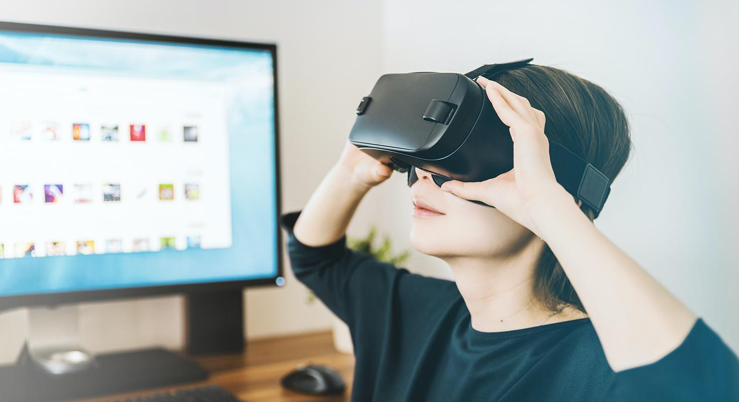 Facebooks VR-App Horizon Workrooms